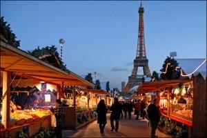 Spending Sunday In Paris