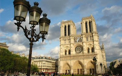 touristic places in Paris,notre dame cathedral, notre dame cathedral facts