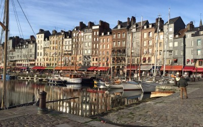 Honfleur France Normandy