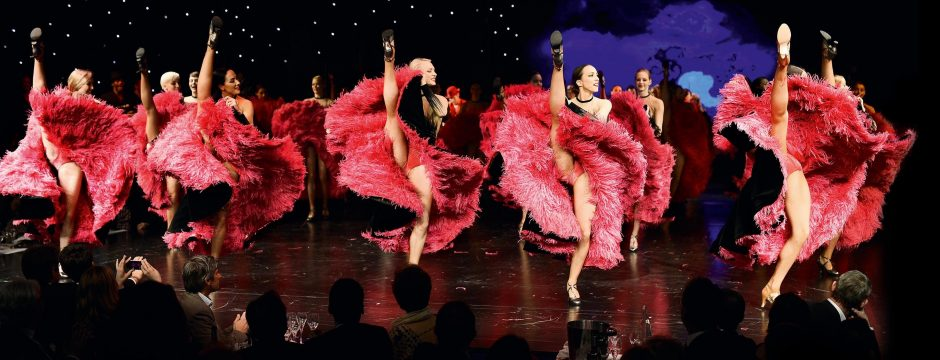 Lido Paris French Cancan