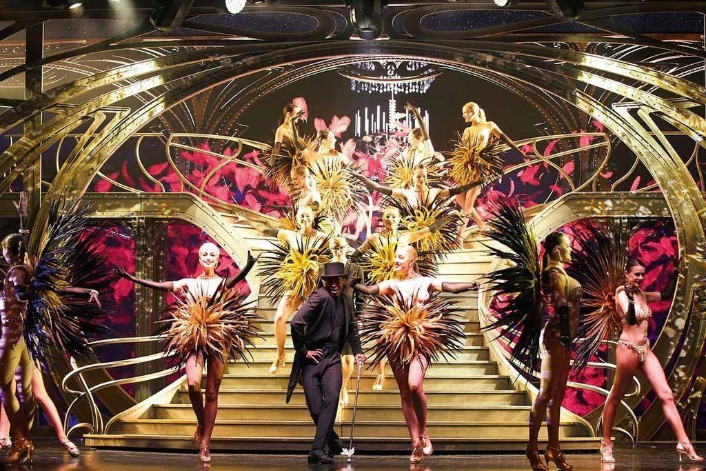 Cabarets Amp Shows The Lido Paris Parisbym