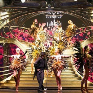 Lido Paris, spectacle scintillant