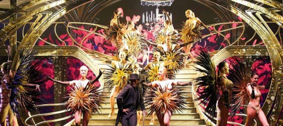Lido Paris cabaret show, cabaret show, paris in 2 days
