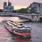 River cruise sunset, european river cruises