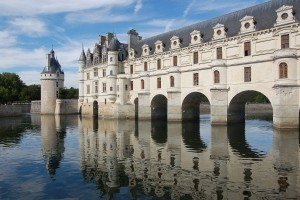 Chenonceau, 5 days in france