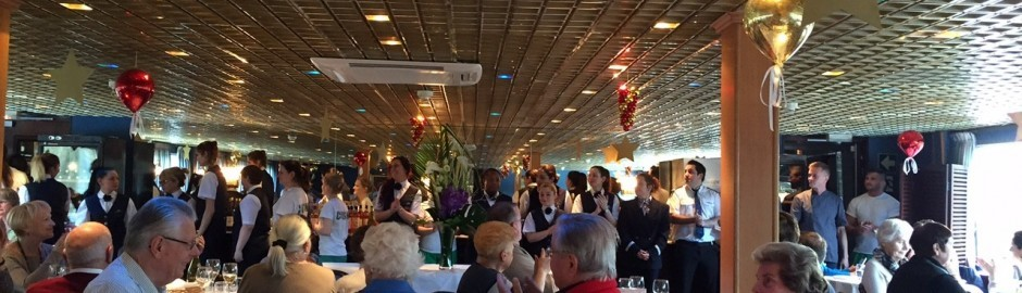 Seine River Cruise, corporate event in Paris