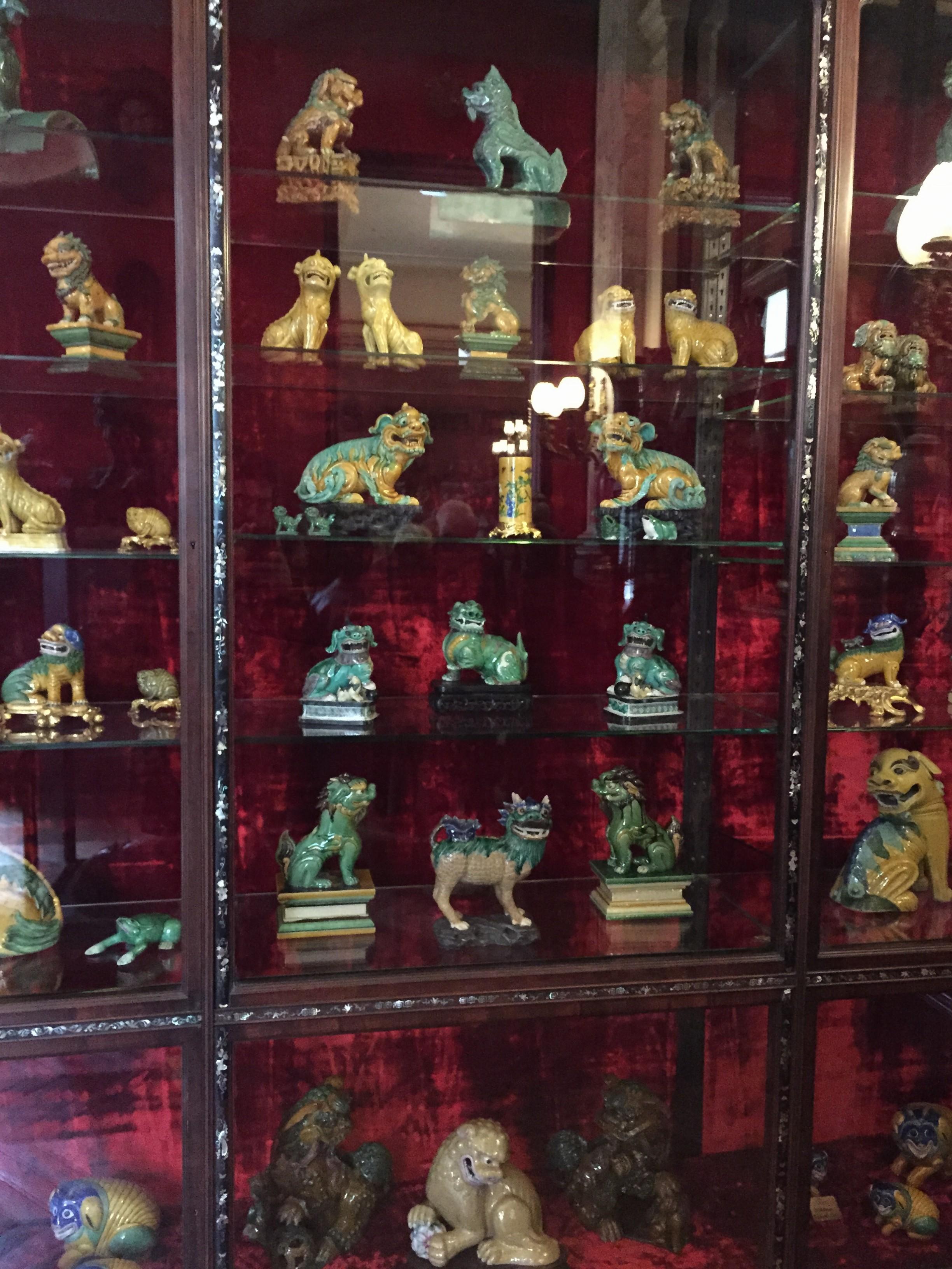 Mus e d 39 ennery arts asiatiques paris netsuke parisbym - Musee art decoratif paris horaires ...