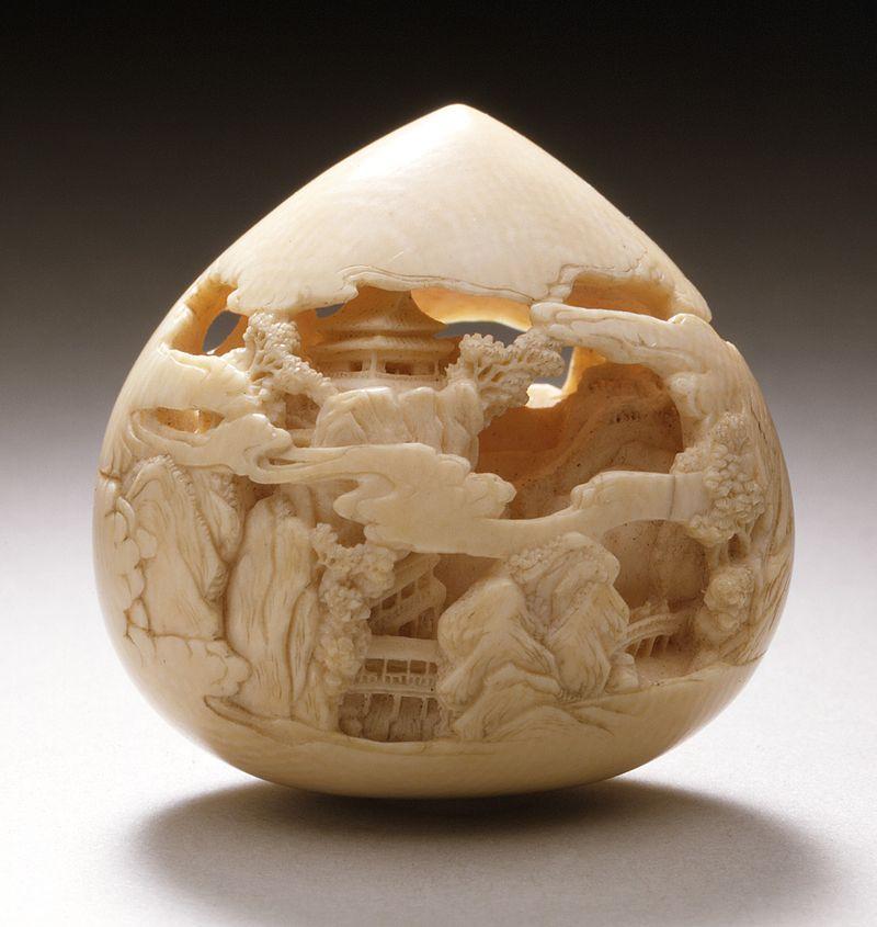 Netsuke asian art asiatique