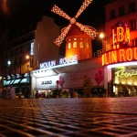 Hotel in Montmartre, Moulin Rouge