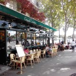 Cafe in Paris