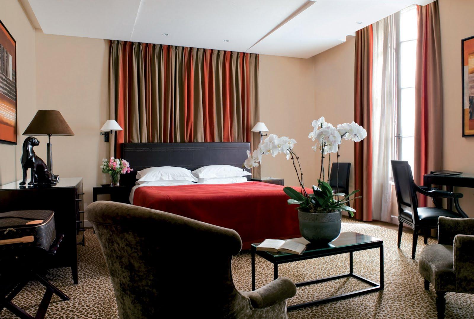 Our hotels selection hotel saint germain paris parisbym for Hotel saint germain paris