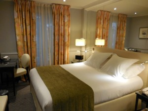 best hotels paris