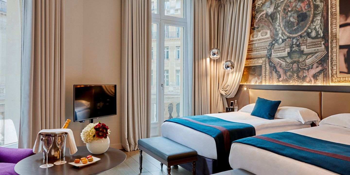 Hotel opera paris parisbym for Paris hotel address