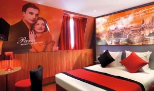 hotel in Montmartre