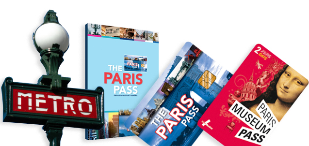 paris visit card,