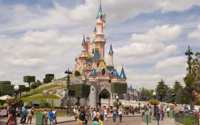 Disney world Paris