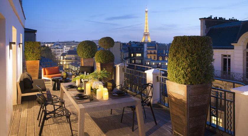 Our selection of boutique hotels paris parisbym for Boutique hotel paris 8e