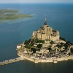 Guided tour, Mont-Saint-Michel