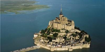 Guided tour, Mont-Saint-Michel