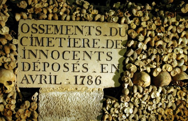 Catacombes of Paris