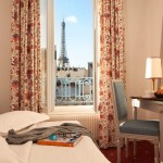 Hotels near Eiffel Tower