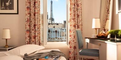 Hotels near Eiffel Tower