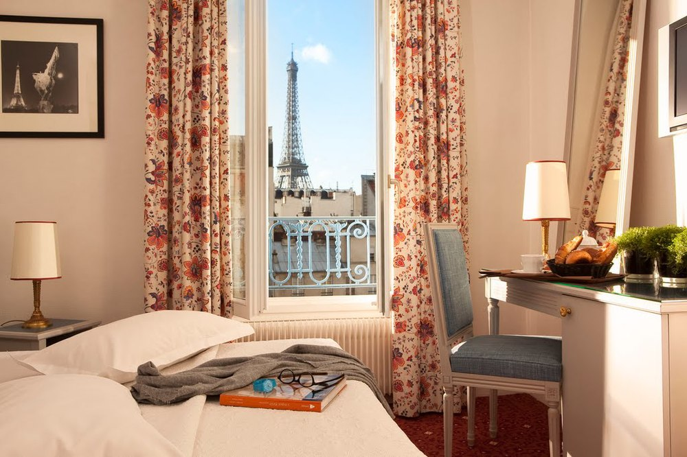 Our selection of hotels near eiffel tower parisbym for Hotels around eiffel tower