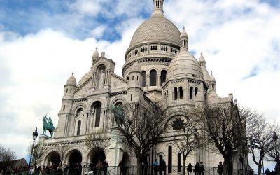 montmartre tour, beautiful places in Paris to visit