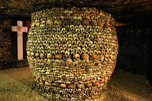 Catacombes of Paris, unusual things to do, Paris, France