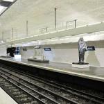 Metro station Varenne