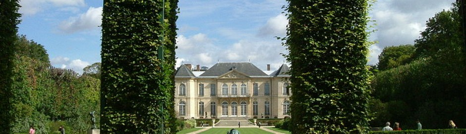 The musée Rodin