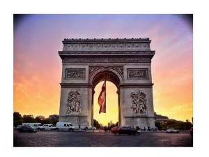 Arc de Triomphe, attractions,France,Paris