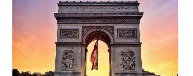 Arc de Triomphe, attractions,France,Paris