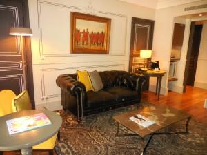 Central Paris Hotel , Edouard 7