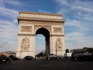 Arc de Triomphe, Paris Landmark