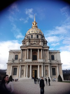 Invalides, army museum