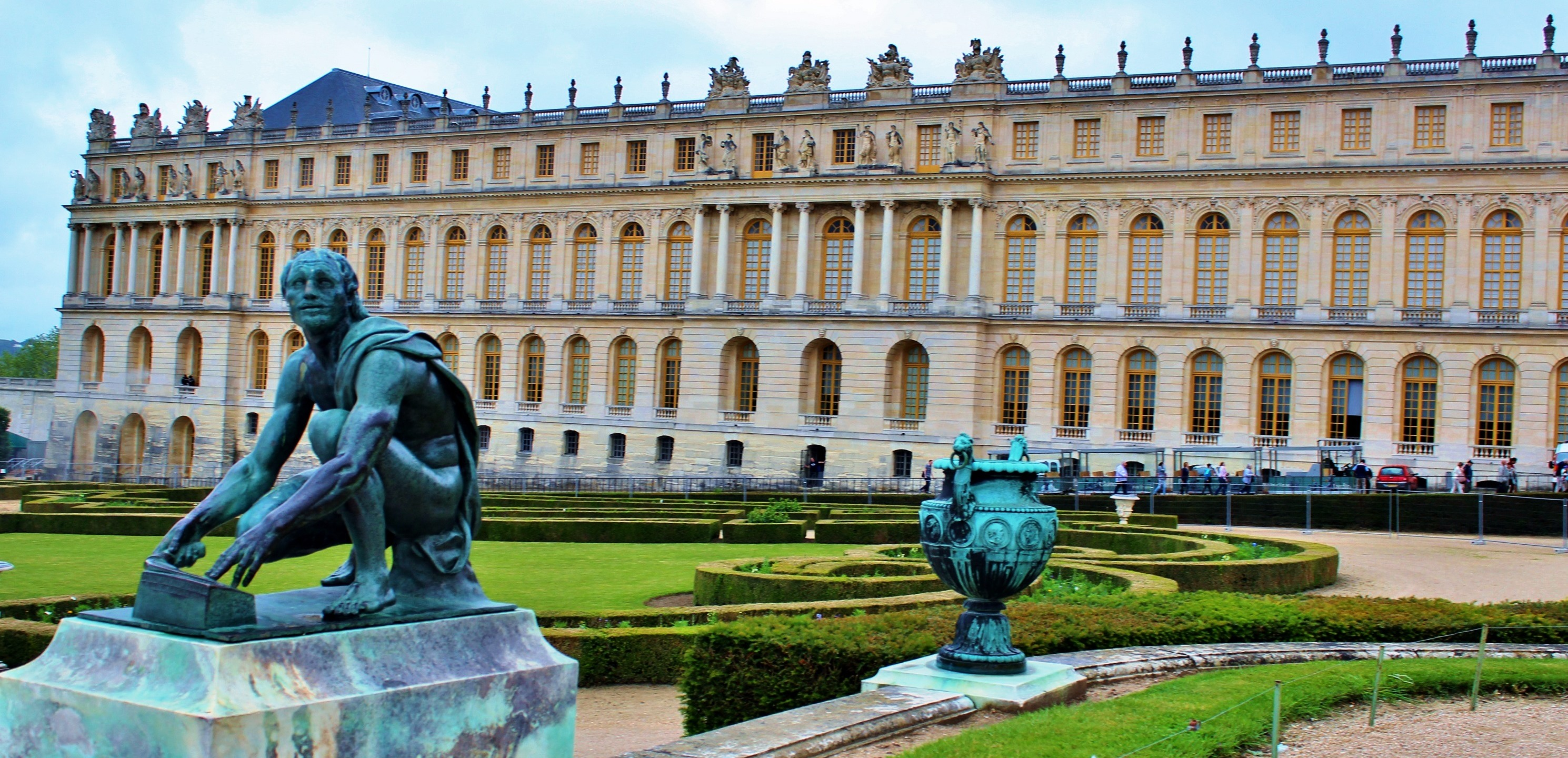 Palace Of Versailles Castle And Gardens Parisbym