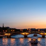 Hotels close to the Eiffel Tower and the River Seine, Seine River cruise