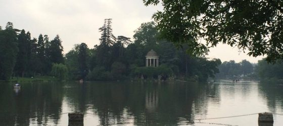 Bois de Vincennes, Jogging in Paris, Chateau de Vincennes
