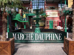 Paris markets, Market tours