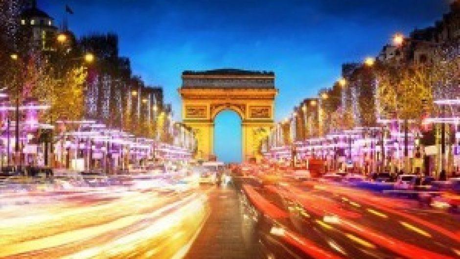 Top 10 Attractions in Paris