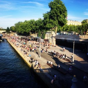 Best Places to Go Jogging in Paris