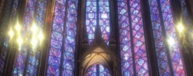 Sainte-Chapelle, a Gothic Masterpiece in Paris