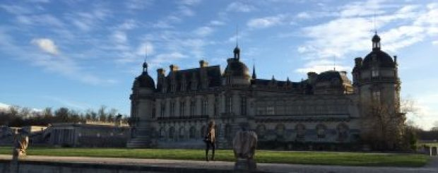 Sélection of hotels in Chantilly