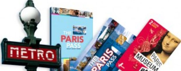 Which Paris visit card to use?