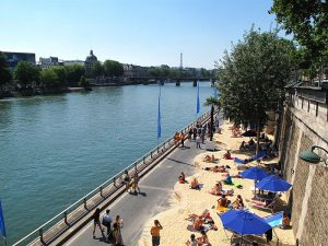 Things to do in summer in Paris, Paris Breaks