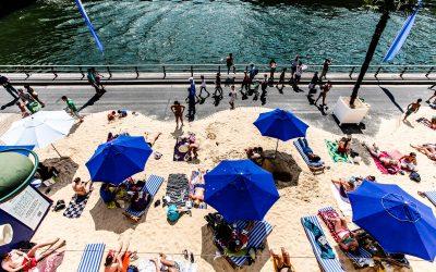 Summer activities in Paris
