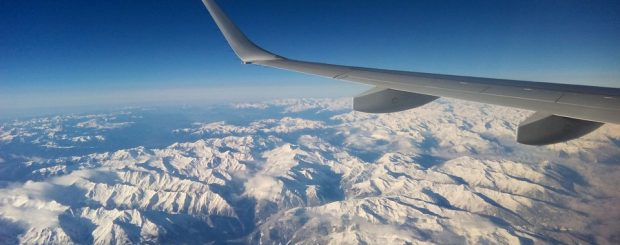 Flying to Paris: Flying From Europe