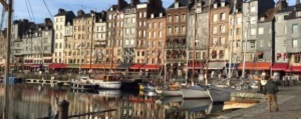 City views - Honfleur, France (Normandy), france tourist attractions
