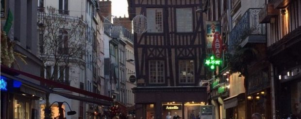 City guide: Rouen, France